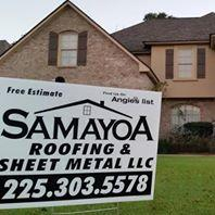 Samayoa Roofing and Sheet Metal LLC