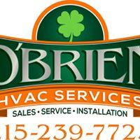 O'Brien's Heating and Air, LLC