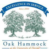 OAK HAMMOCK AT THE UNIVERSITY OF FLORIDA