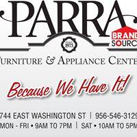 Parra Furniture U0026 Appliance Center