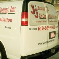 J & J Heating & Air Inc.