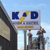 D and K electric