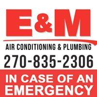 E&M Heating & Cooling