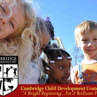 Cambridge Child Dev. Center