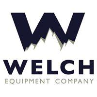 Welch Equipment