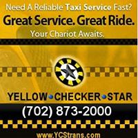 Yellow Checker Star Transportation