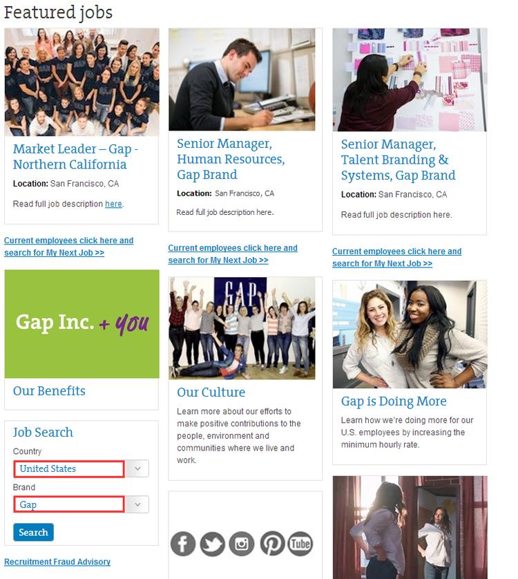 content gapinc careers gap careers.