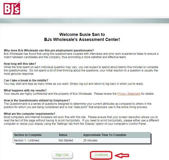 how to apply for bj u0026 39 s jobs online at careersatbjs com