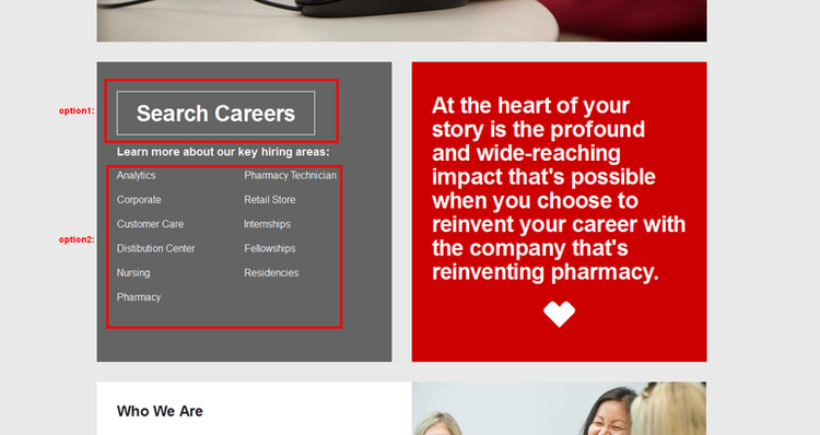 how to apply for cvs jobs online at cvs com  careers