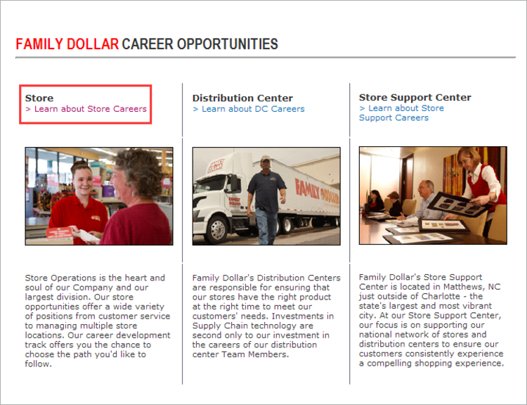 Family Dollar is a prominent American variety store chain that has grown to more Exceptional Service· Large Assortment· Save Big· Asset Protection.