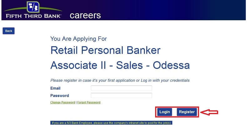 apply Fifth Third Bank online step 4