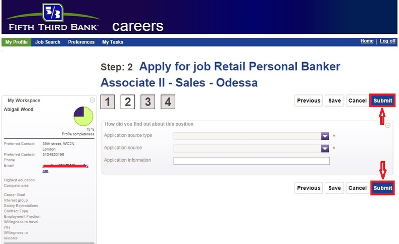 How To Apply For Fifth Third Bank Jobs Online At ComCareers