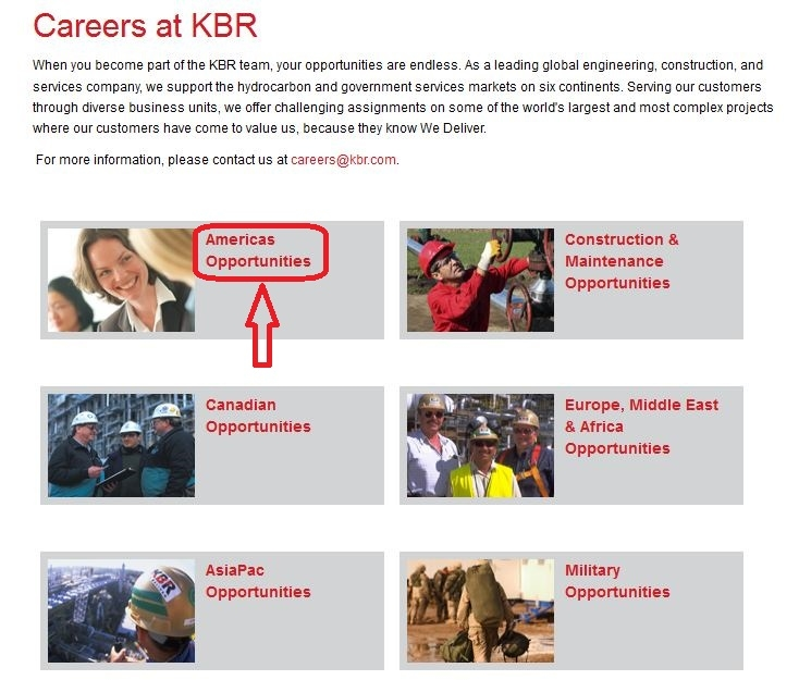 apply KBR online step 1