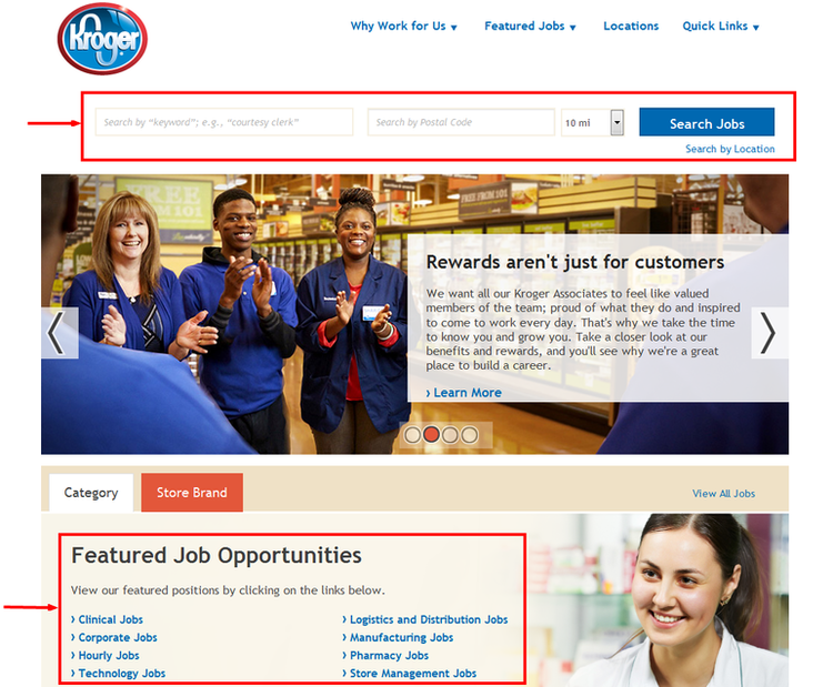 How To Apply For Kroger Jobs Online At Jobs Kroger Com