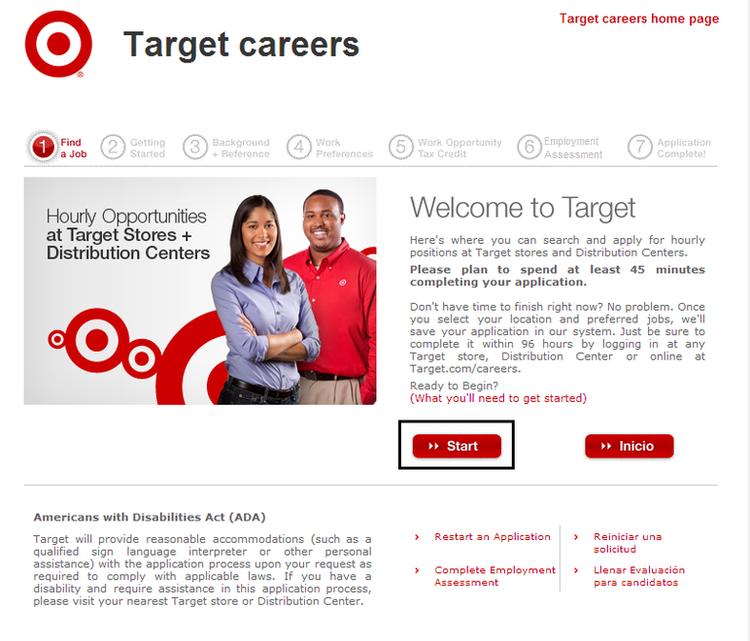 How to Apply for Target Jobs Online at targetcareers – Target Job Application