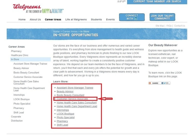 how to apply for walgreens jobs online at jobs walgreens com
