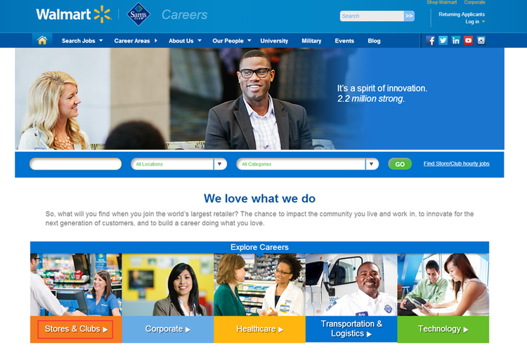 Blog – (Walmart careers application online job opportunities)
