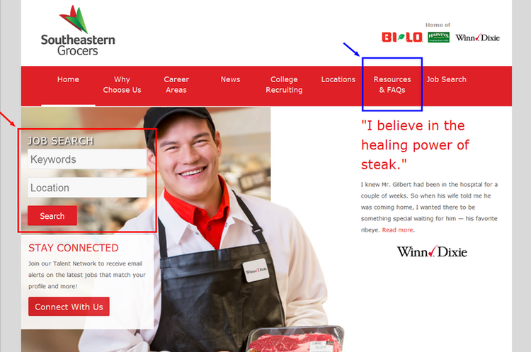How to Apply for Winn Dixie Jobs Online at winndixiecomcareers