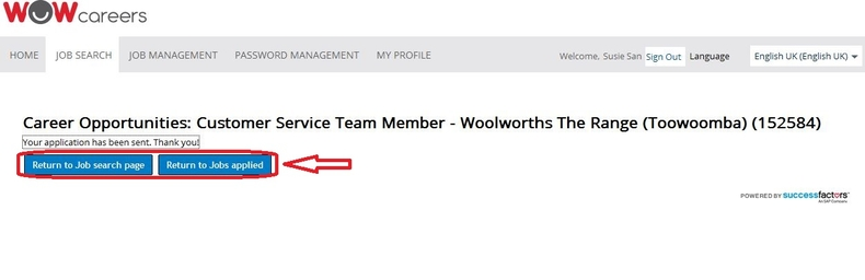 apply Woolworths online step 7
