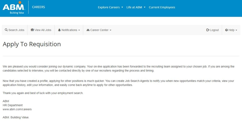 apply ABM online step 8