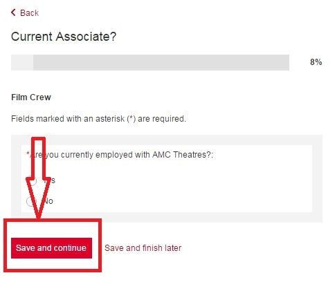 How To Apply For Amc Theatres Jobs Online At Amctheatrescareers