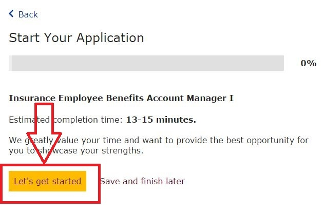 apply BB&T online step 5