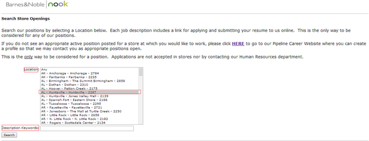 How to Apply for Barnes And Noble Jobs Online at ...