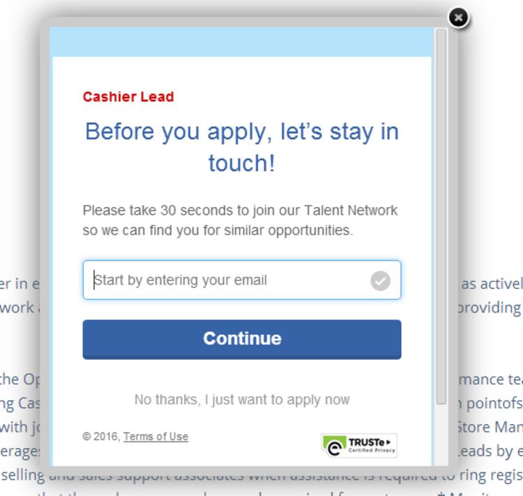 Kmart Online Job Application