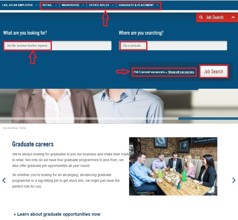 How To Apply For Lidl Jobs Online At Careersdl
