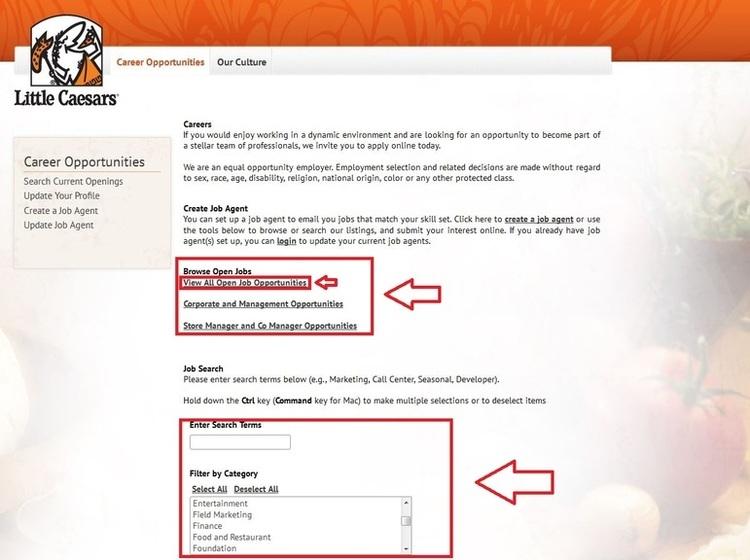little caesars job application pdf