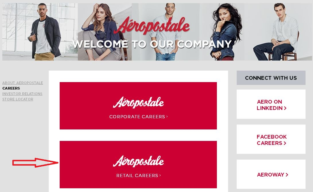 image about Aeropostale Application Printable named How toward Put into action for Aeropostale Employment On the internet at