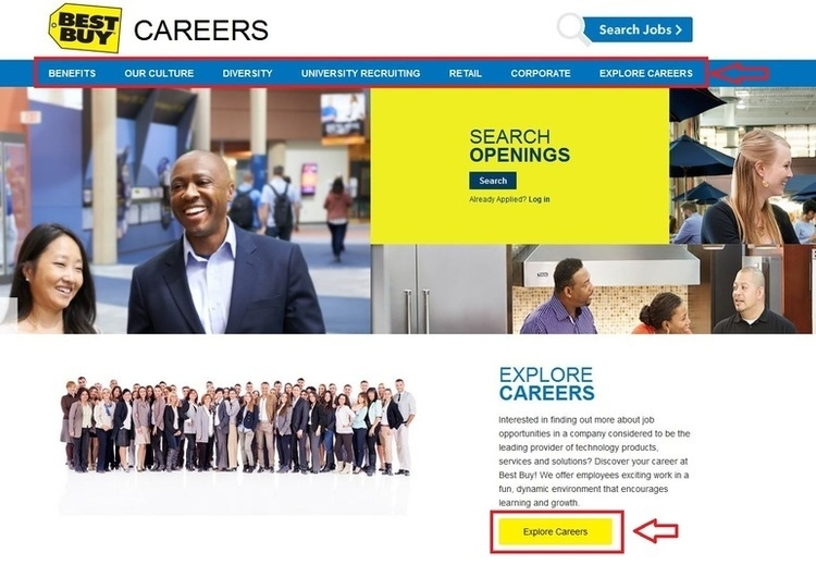 Best buy resume application online form