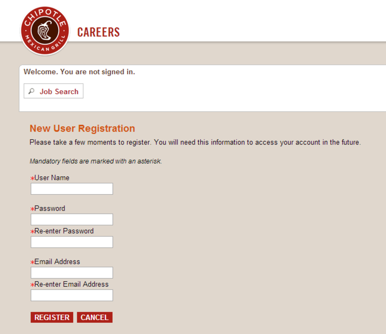 Order resume online kfc