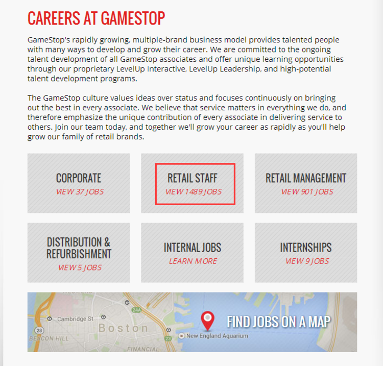 How to apply for GameStop online? When you apply for jobs at GameStop you can chose to apply online or use the printable application rahipclr.ga over to their main website and find the careers section, for the online application. The job opportunities are endless You will have to chose your location and a category to find GameStop jobs.