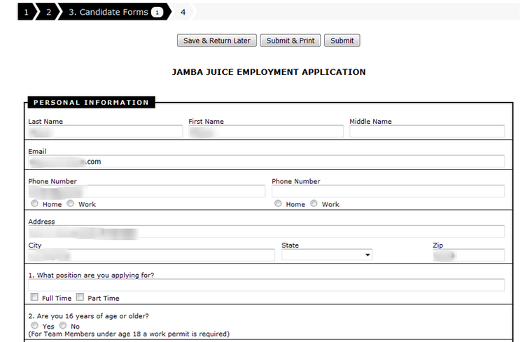 jack in the box application pdf