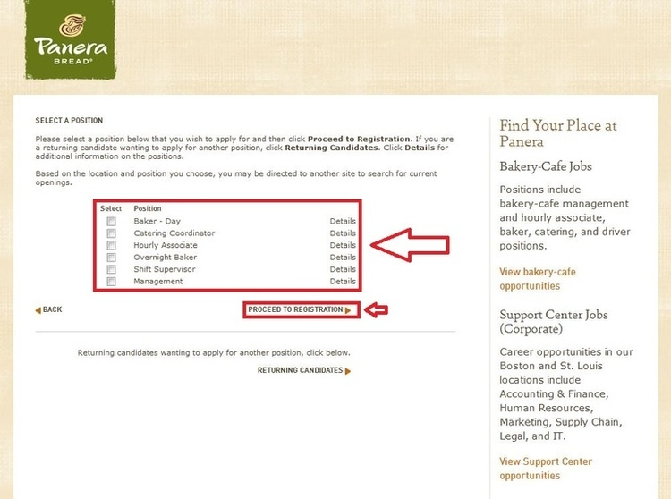 How To Apply For Panera Bread Jobs Online At Panerabreadjobs