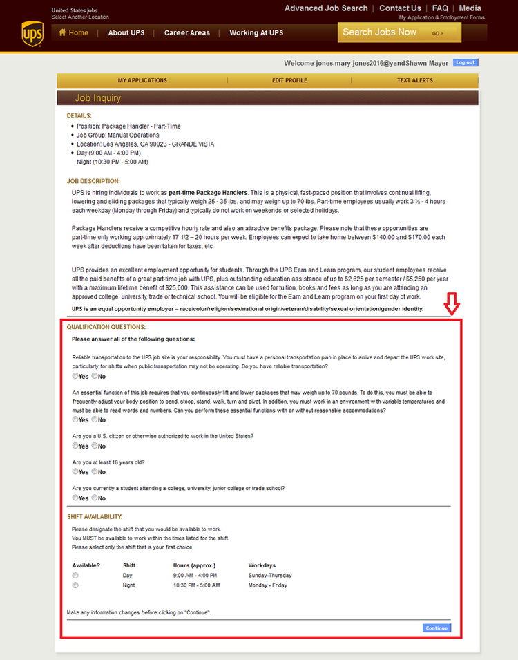 How to Apply for UPS Jobs Online at ups.com/careers