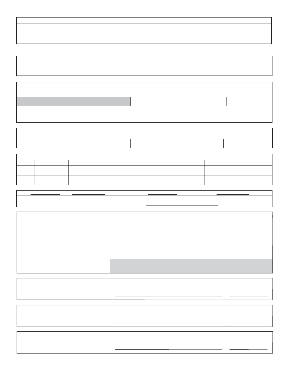 Free Printable Bath And Body Works Job Application Form Page 2