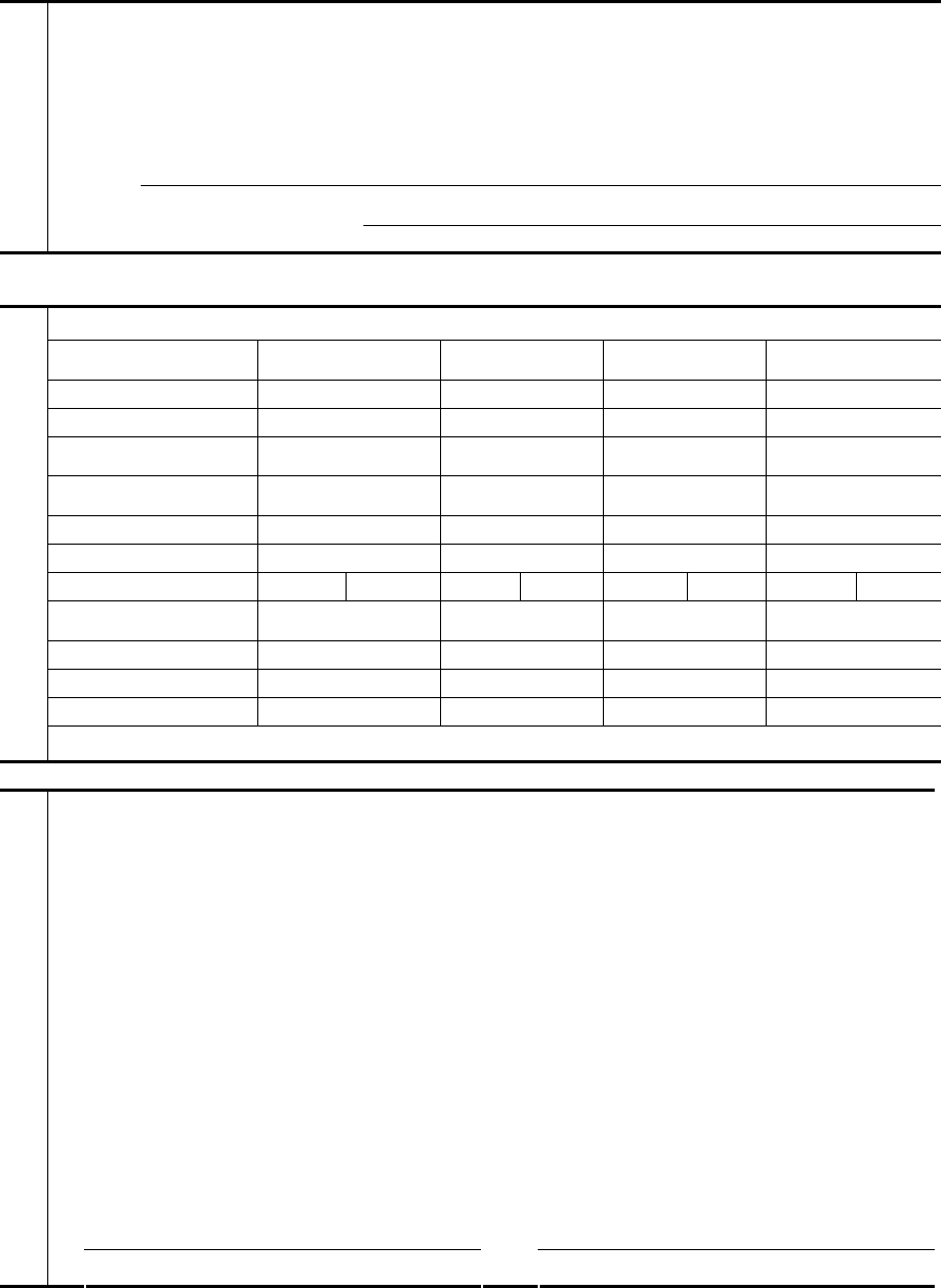 Free Printable Costco Job Application Form Page 4