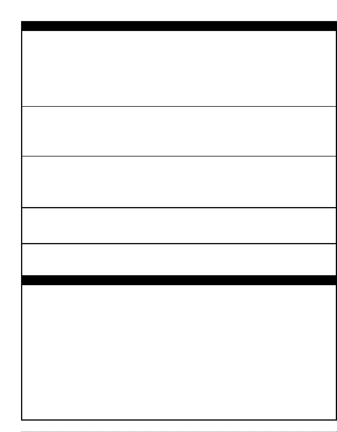 Free Printable McDonald\'s Job Application Form Page 6
