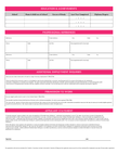 Charlotte Russe Application Form Page2