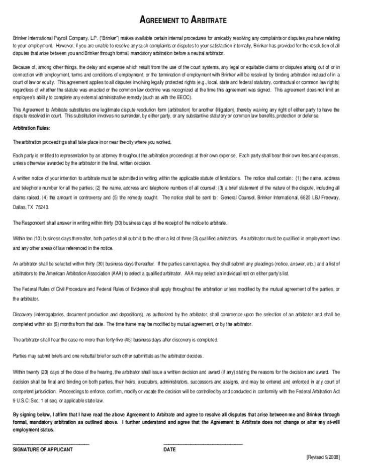 Free Printable Chilis Job Application Form Page 5
