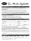 Culver's Application Form Page3