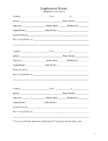 CVS Application Form Page3