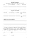 CVS Application Form Page4