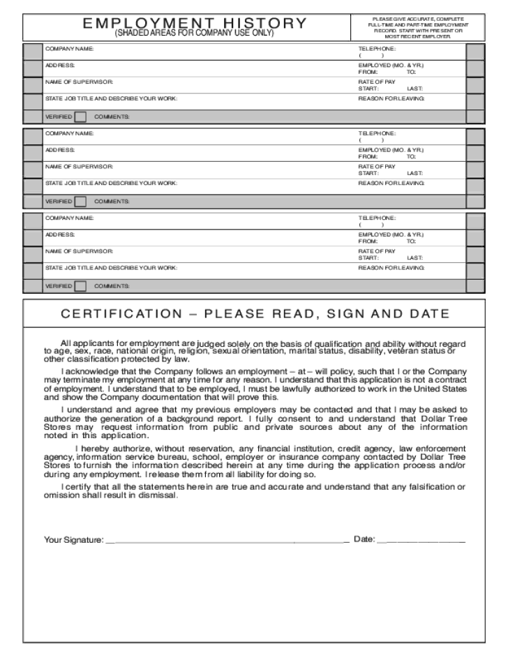 dollar-tree-application-form-l2 Taco Bell Job Application Forms on free printable sample, foot locker, big lots printable, new york, olive garden,