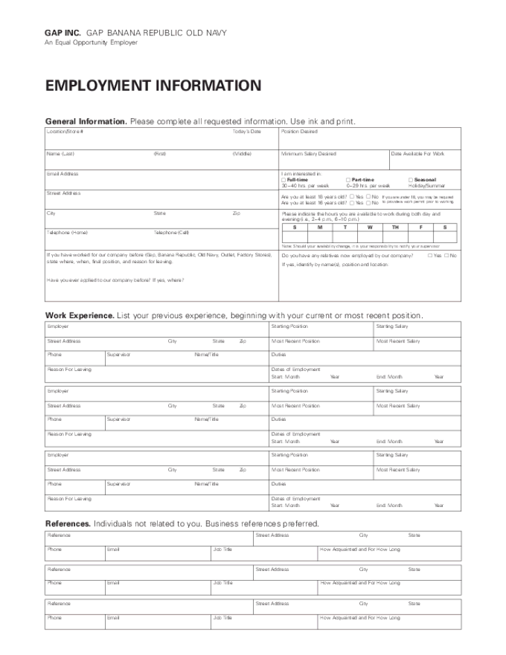 Dairy Queen Application - Online Job Employment Form