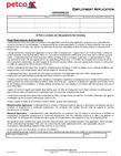 Petco Application Form Page5
