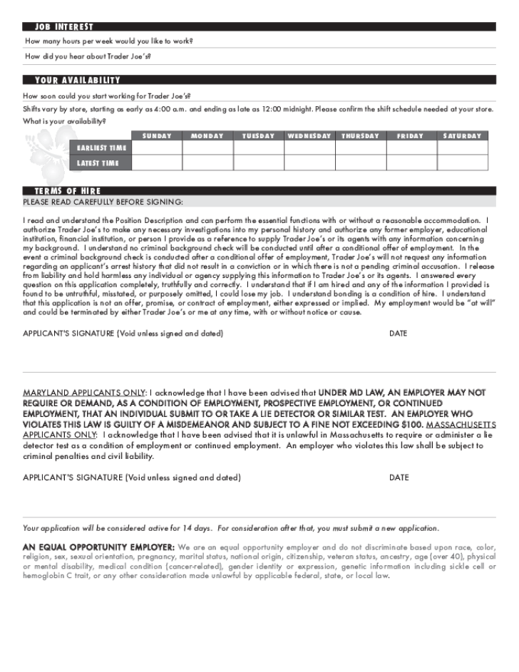 Kmart Jobs Application Form Online Choice Image Free Form Design